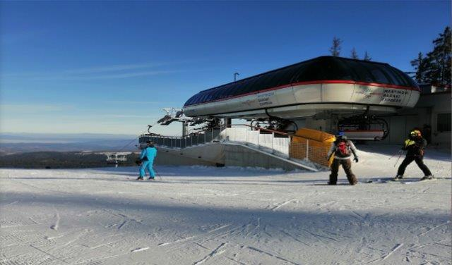 Borovets (30 min.) <BR> (get there)